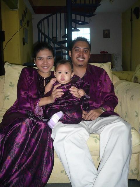 Contest Baju Raya Sedondon